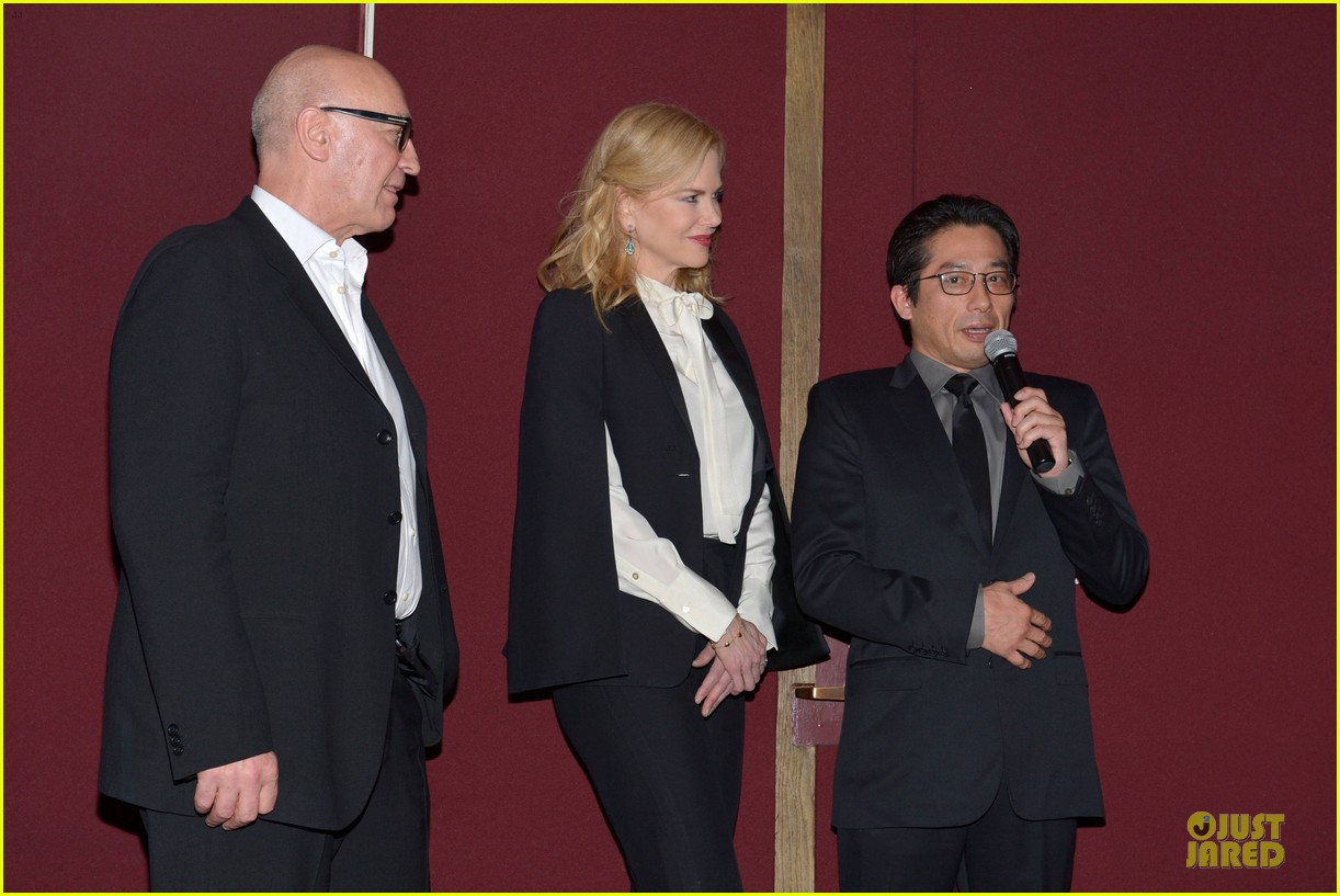nicole kidman railway man screening 25