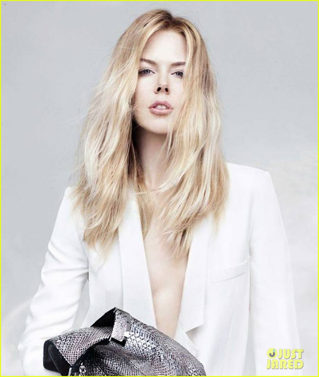Buy Kidman nicole for jimmy choo pre-fall campaign picture trends