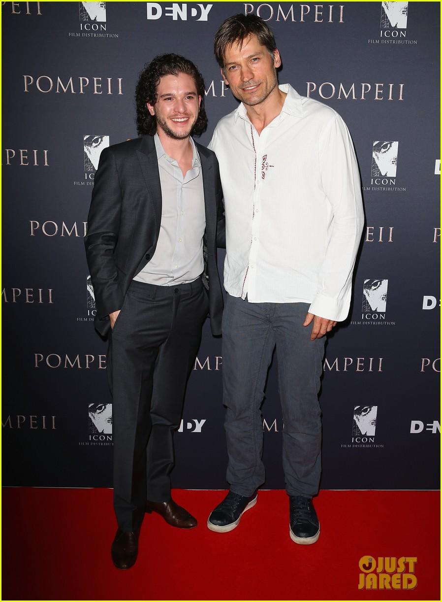 kit harington nicolaj coster waldau make us swoon at pompeii sydney premiere 013067029