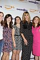 heidi klum is a polkadot sheer host at babies event 14