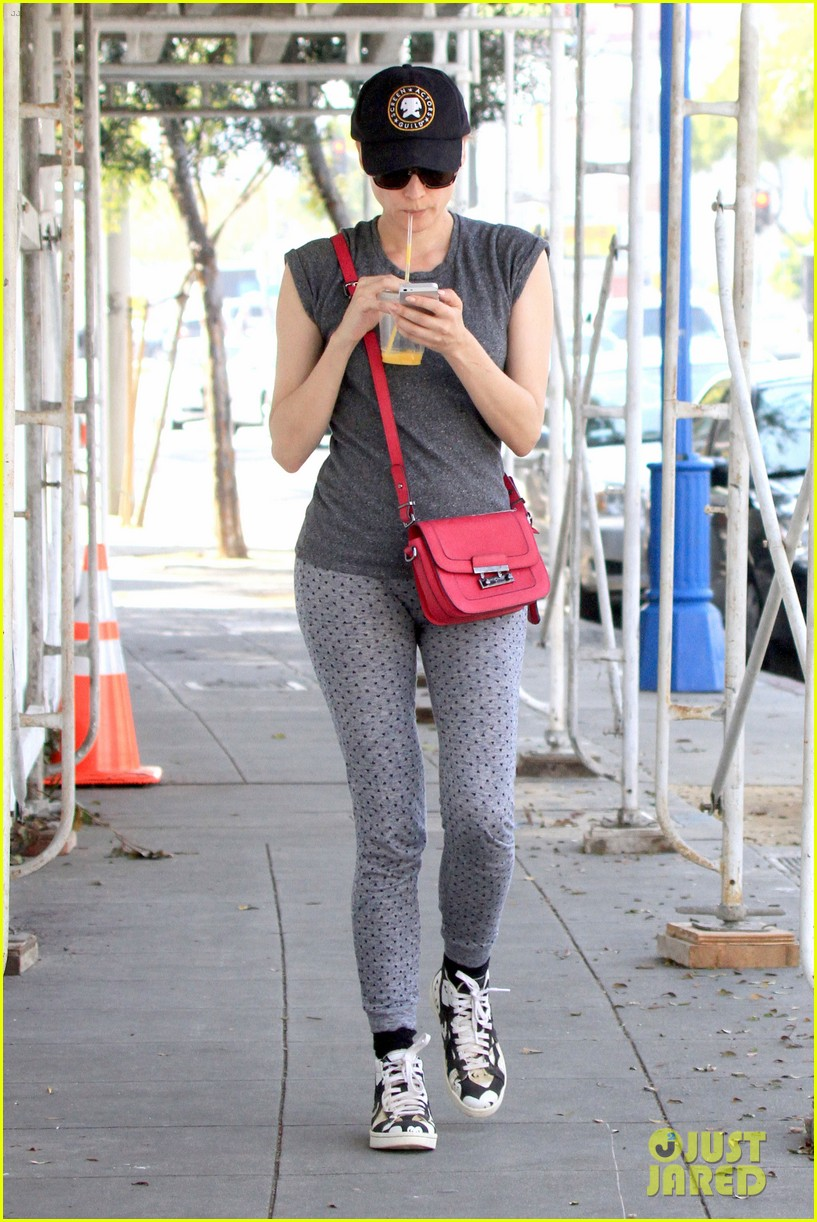 diane kruger juices up after her mid week workout 083066934