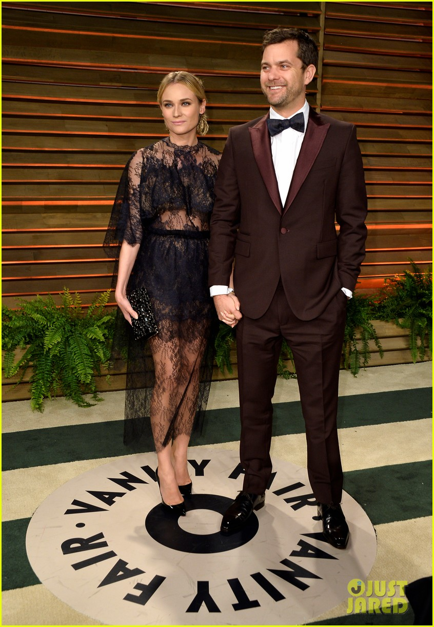 diane kruger goes sexy sheer for vanity fair oscars party 2014 with joshua jackson 013064272