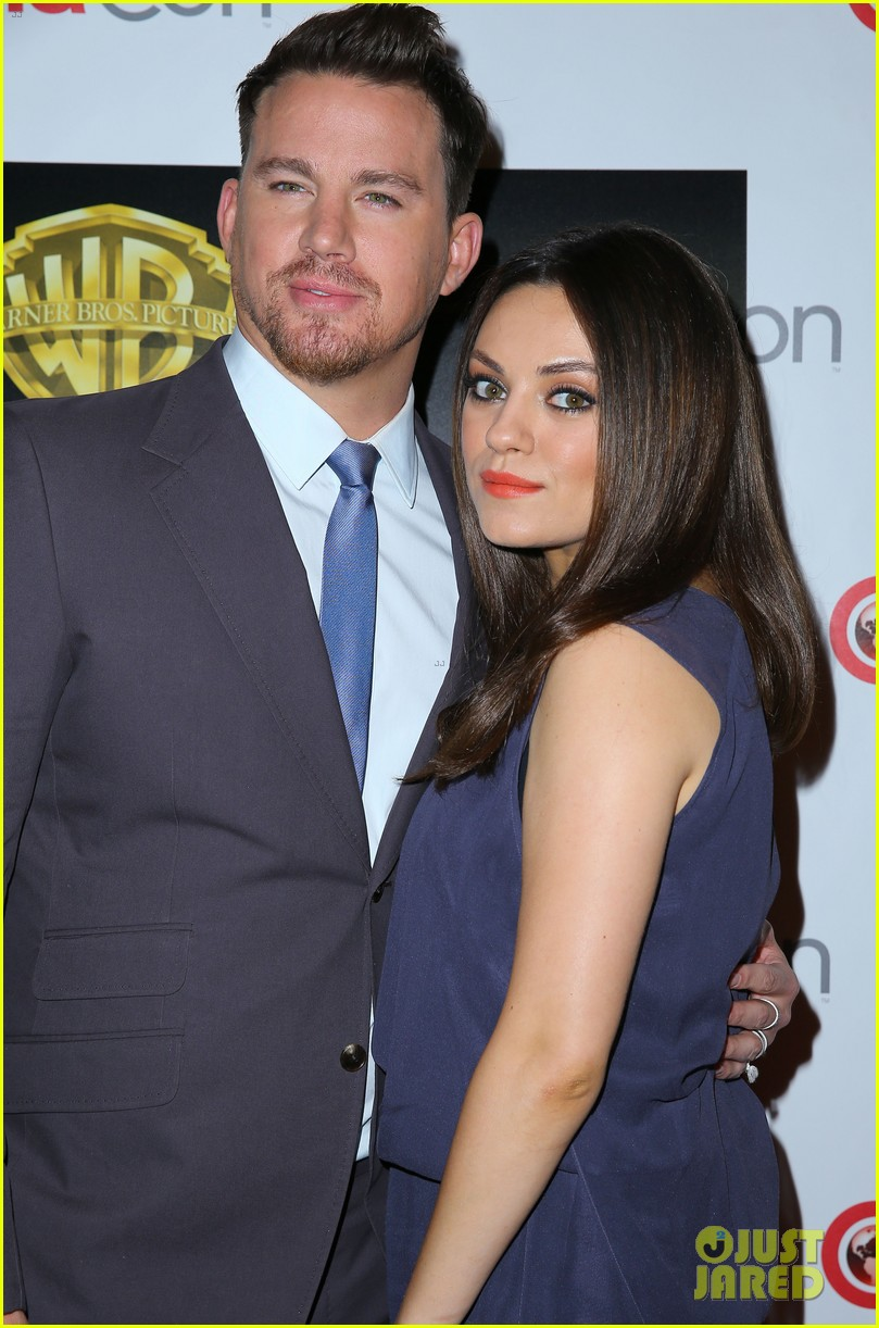 mila kunis channing tatum cinemacon jupiter ascending 02