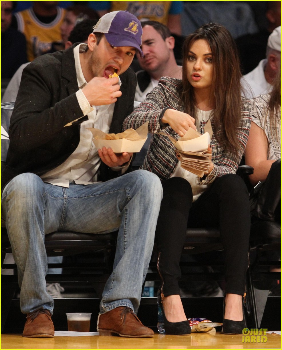 mila kunis will play ashton kutcher love interest 073066314