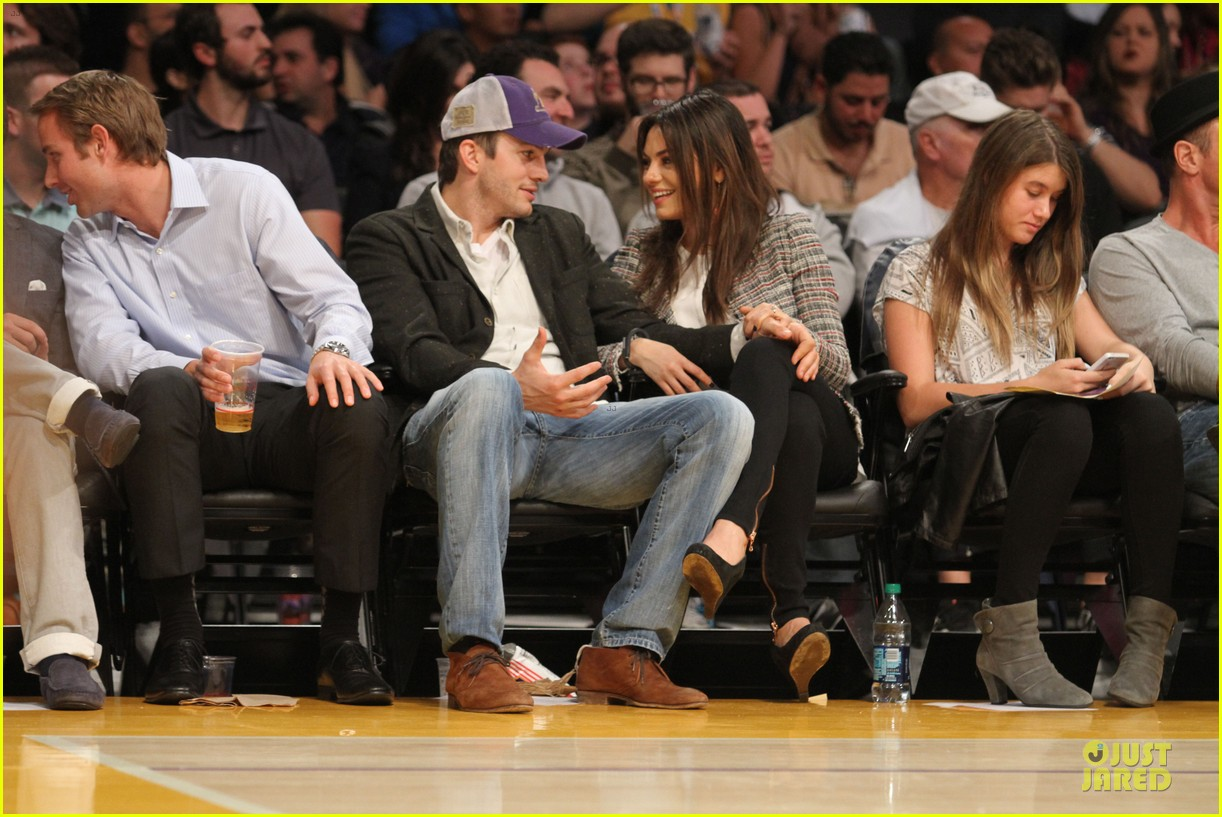 mila kunis will play ashton kutcher love interest 10