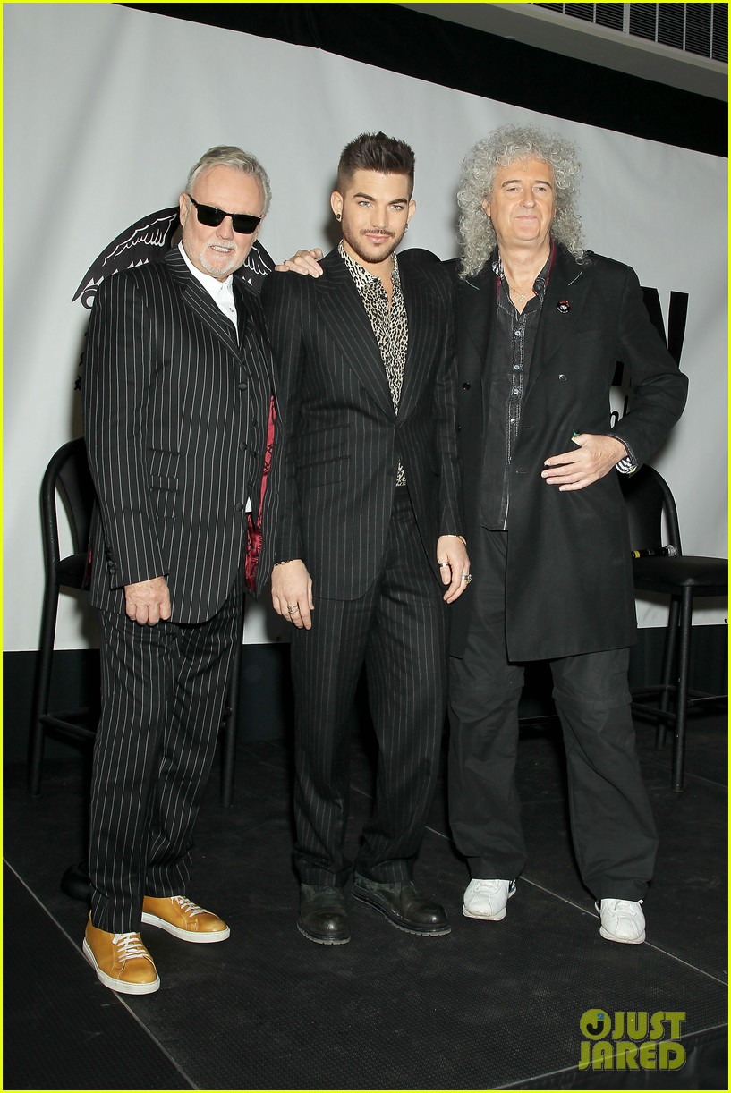 adam lambert queen reuniting for north american tour 073067102