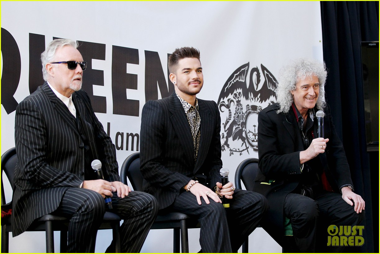 adam lambert queen reuniting for north american tour 183067113