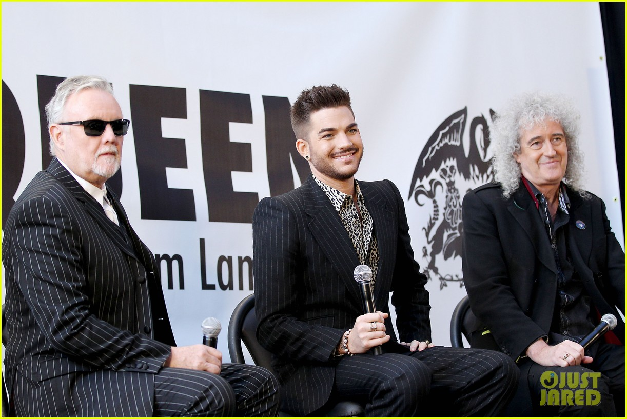 adam lambert queen reuniting for north american tour 253067120