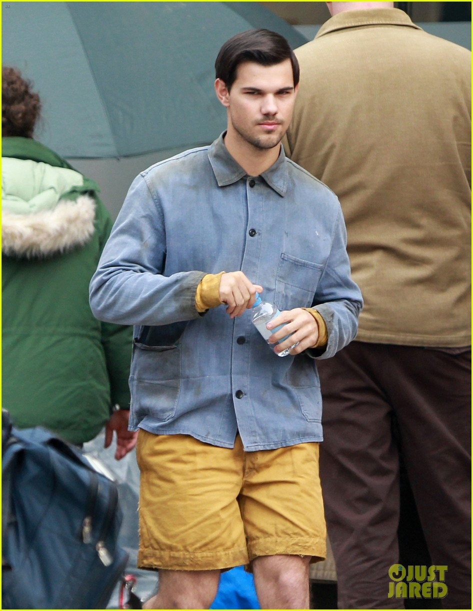 taylor lautner does his own stunts for cuckoo 043080672