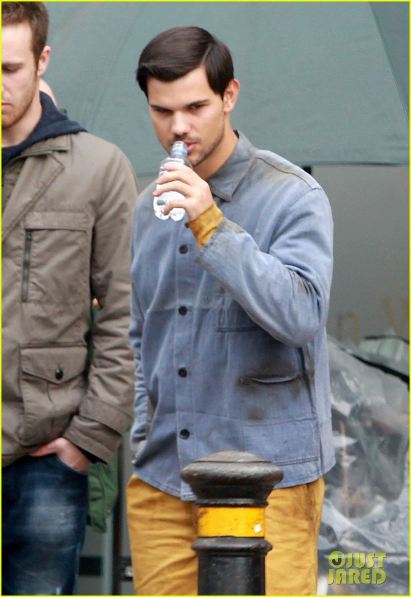 taylor lautner does his own stunts for cuckoo 163080684