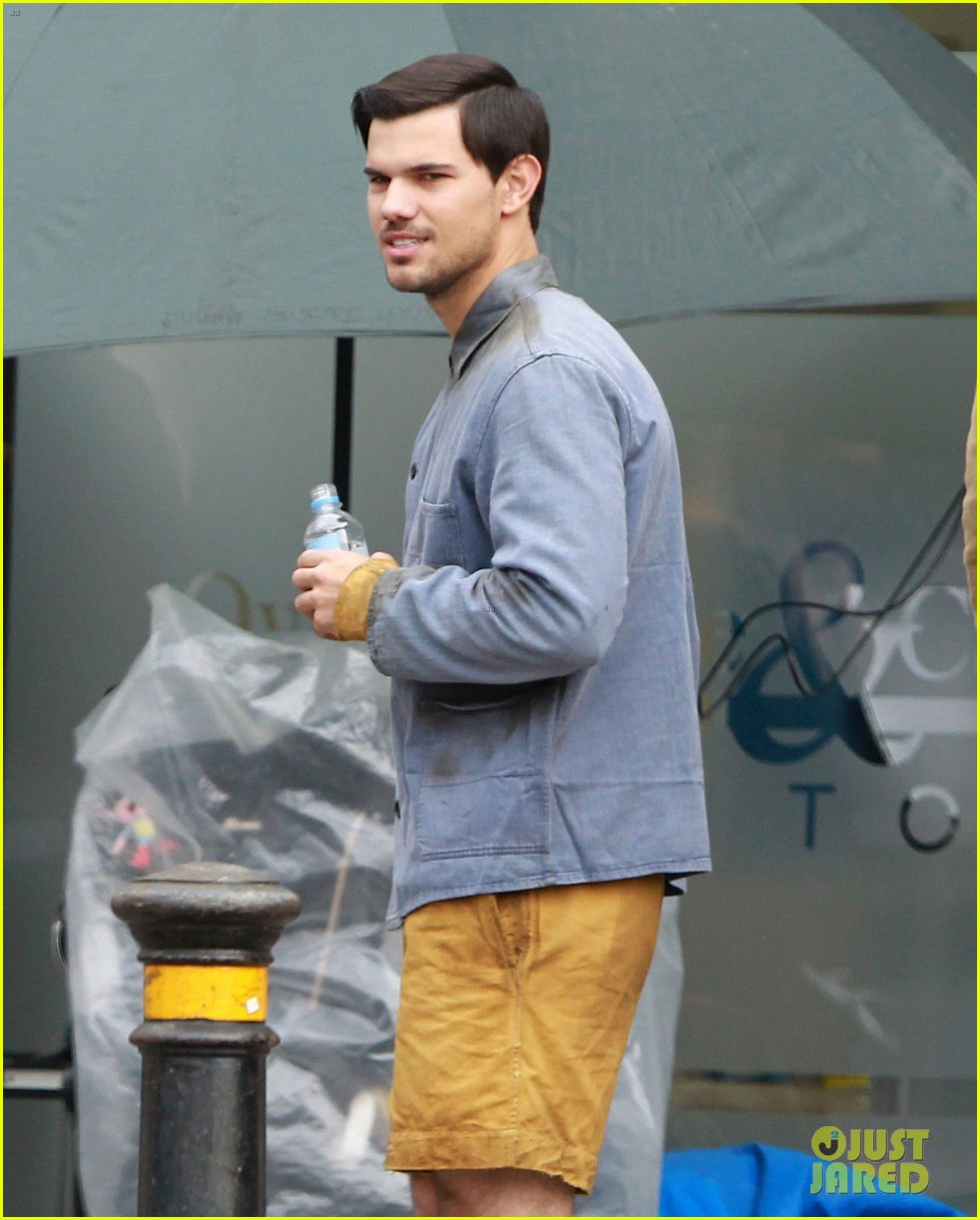 taylor lautner does his own stunts for cuckoo 213080689