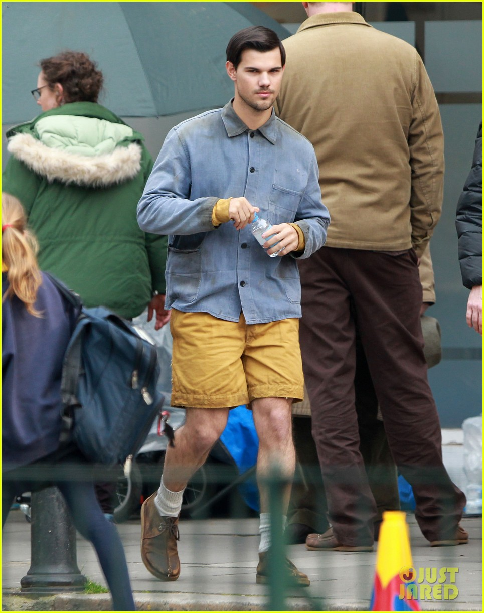 taylor lautner does his own stunts for cuckoo 223080690