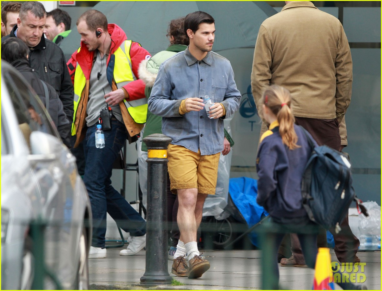 taylor lautner does his own stunts for cuckoo 253080693