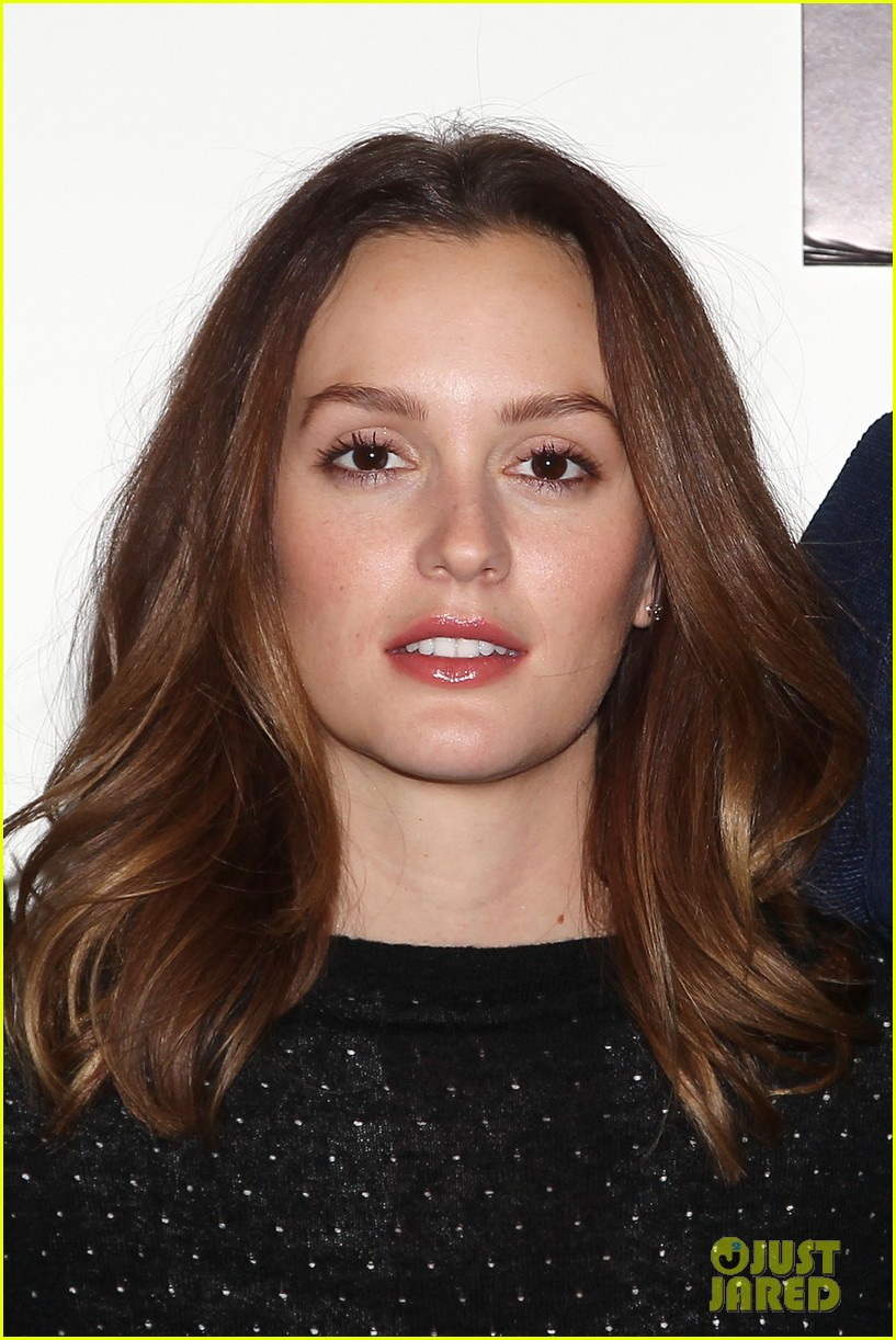 leighton meester james franco of mice men broadway preview 243067182