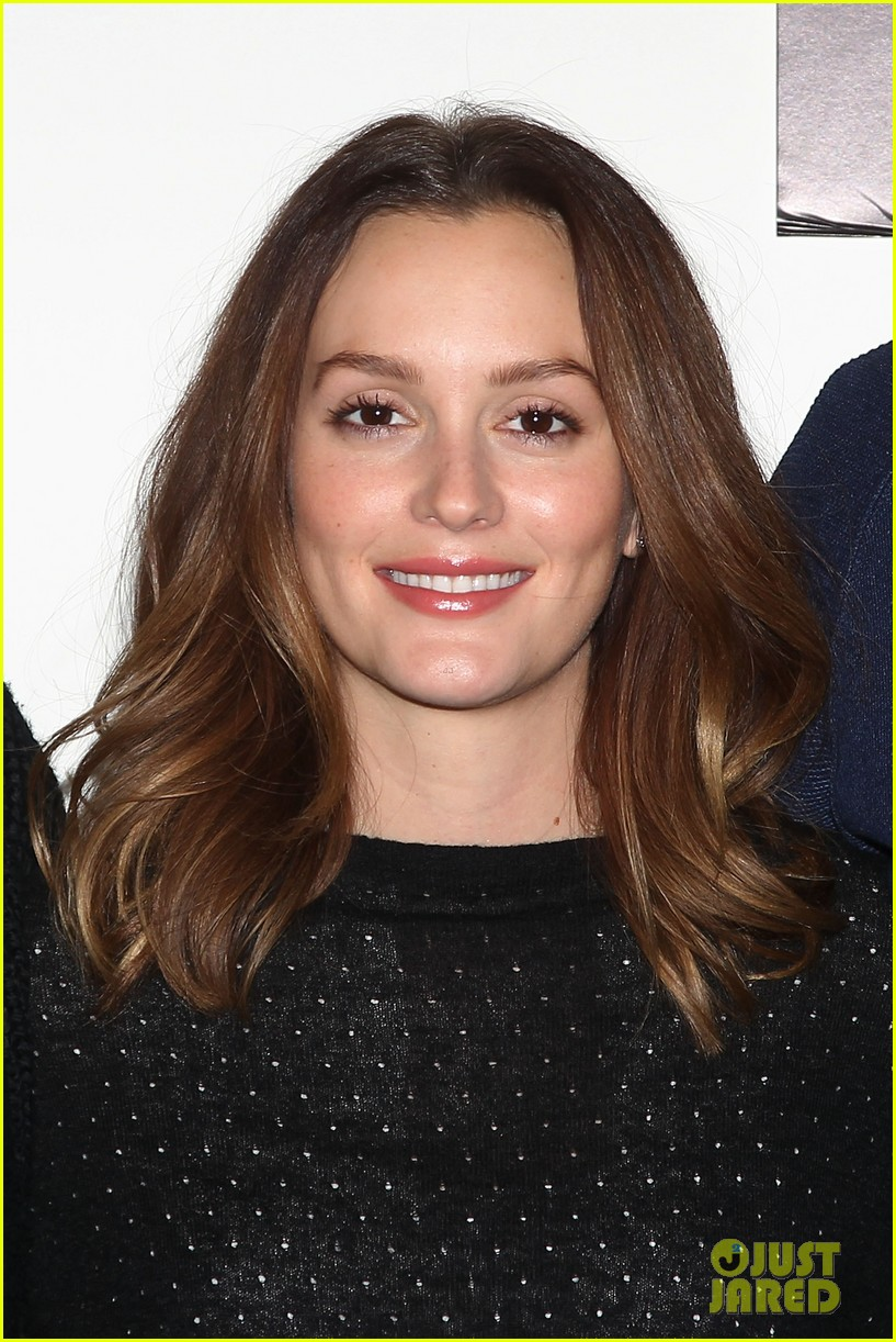 leighton meester james franco of mice men broadway preview 253067183