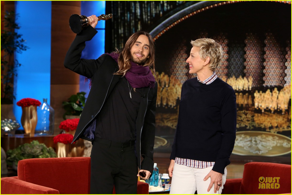 jared leto talks favorite moment on ellen 02