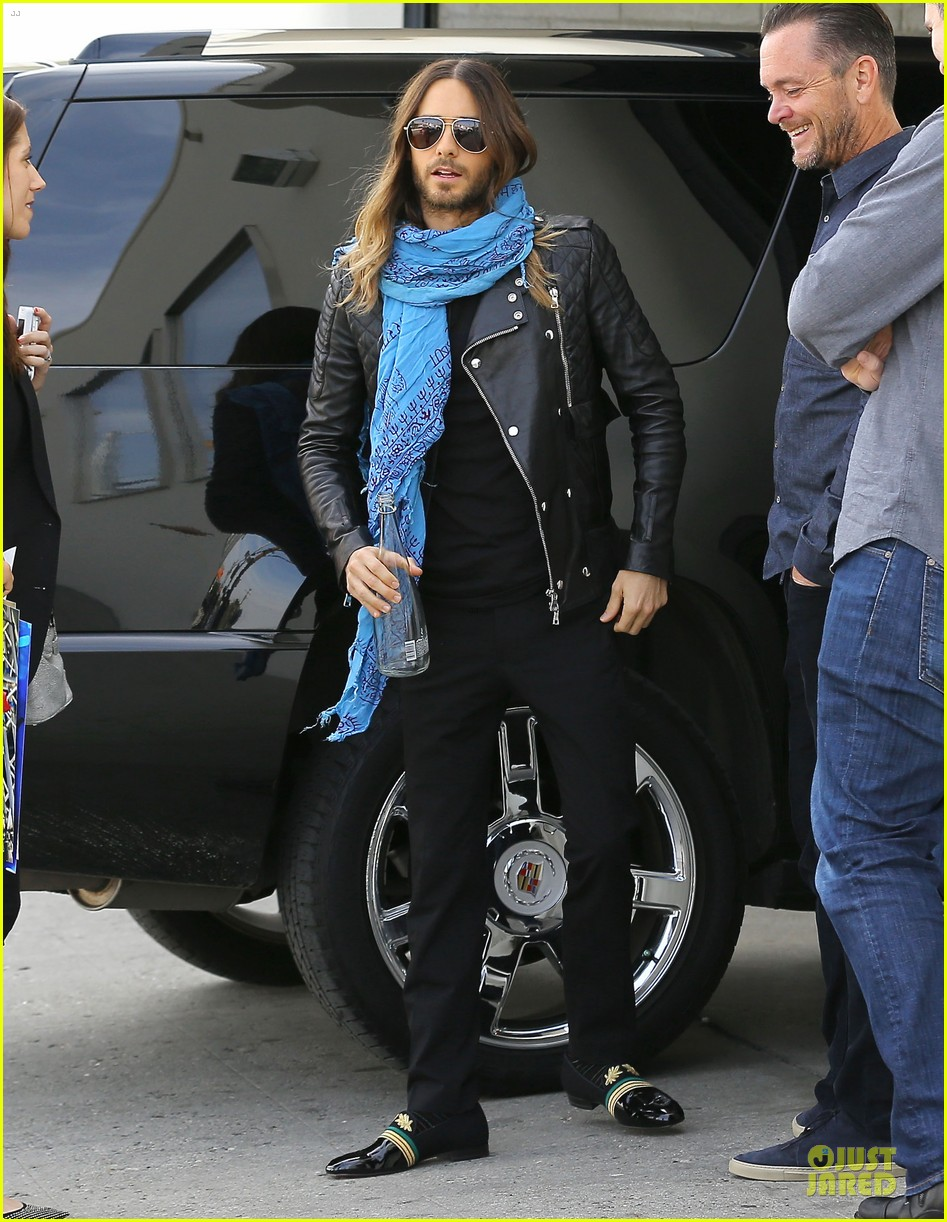 jared leto thumbs up for my best supporting actor oscar win 033066094
