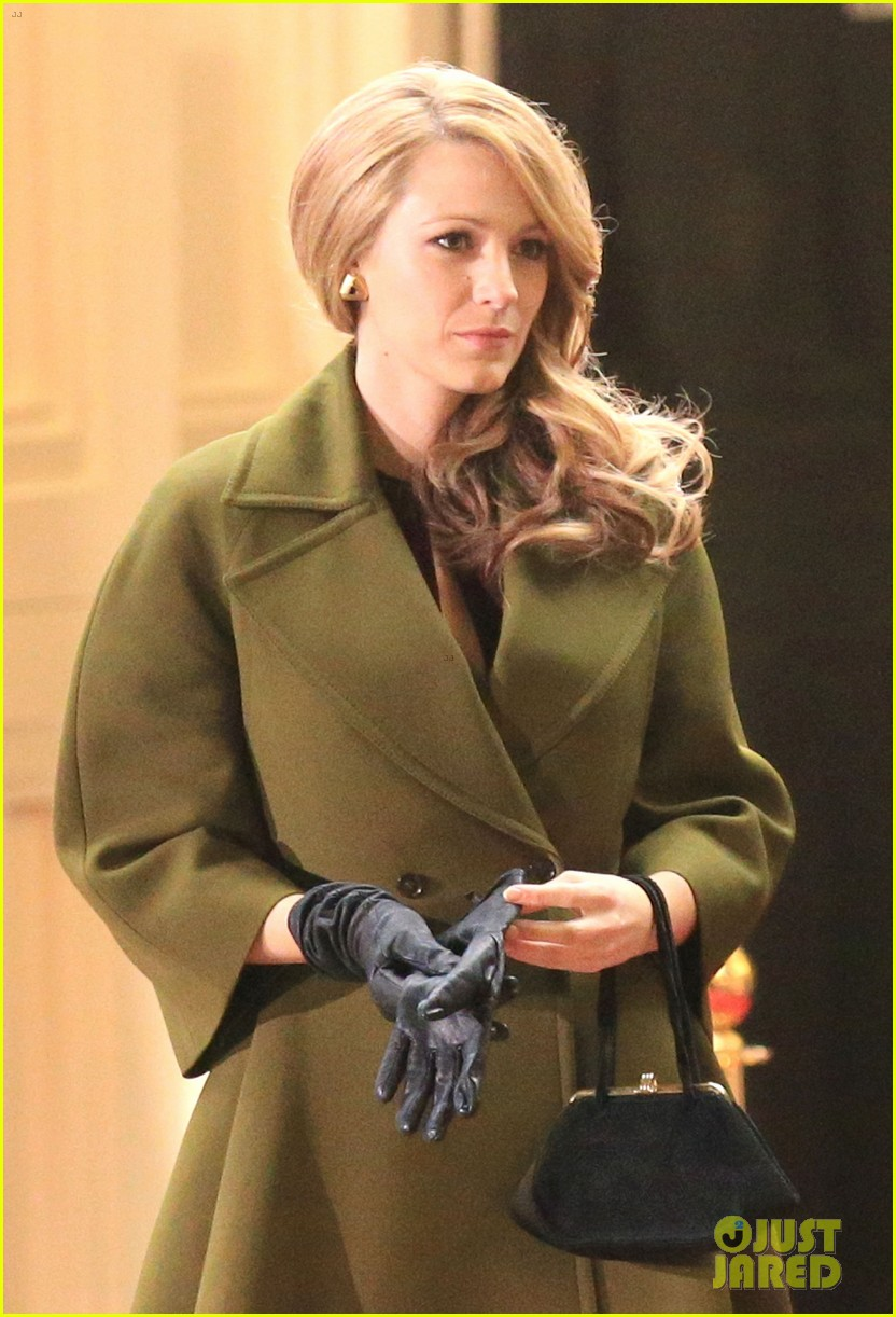 blake lively joins michiel huisman on set for age of adaline 103075270