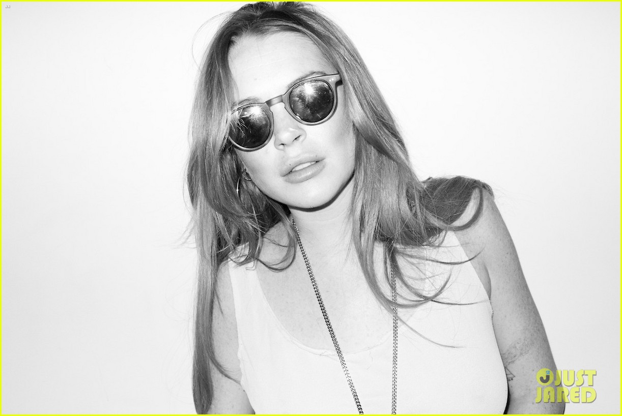 lindsay lohan terry richardson photo shoot 023082327