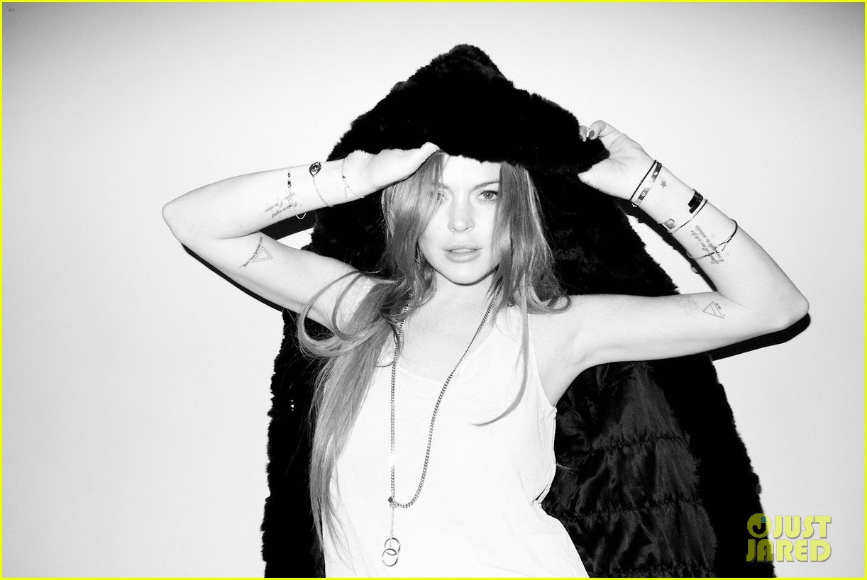 lindsay lohan terry richardson photo shoot 113082336