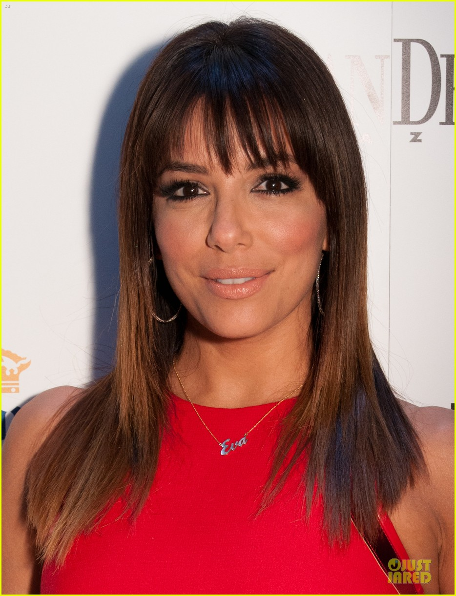 eva longoria ocean drive cover party 073072417