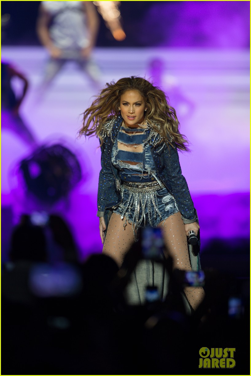 jennifer lopez dubai concert photos 163081527
