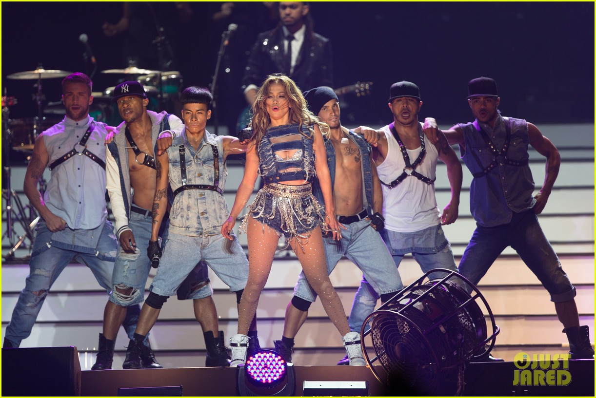 jennifer lopez dubai concert photos 213081532