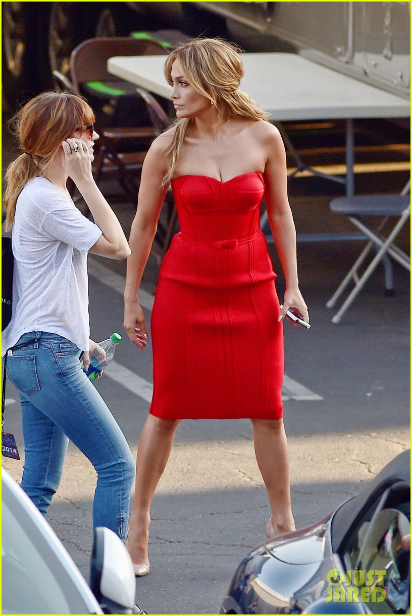 jennifer lopez is red hot for american idol results show 133080168