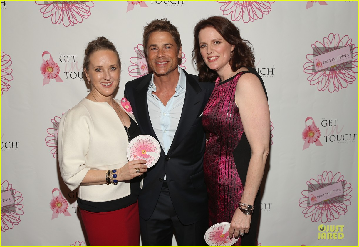 rob lowe halston sage support for pretty in pink 053073384