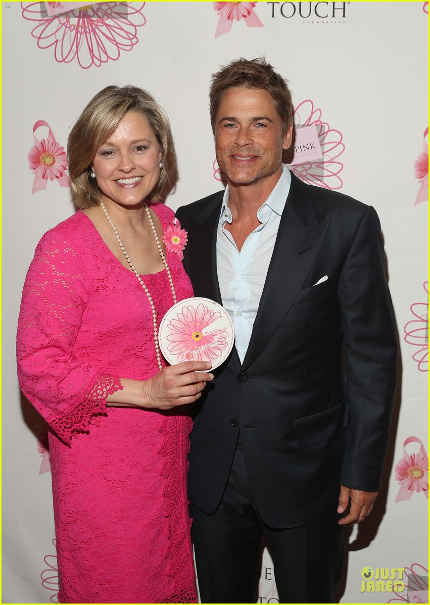 rob lowe halston sage support for pretty in pink 103073389