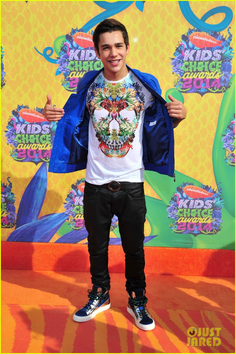 austin mahone cody simpson kids choice awards 2014 063081306