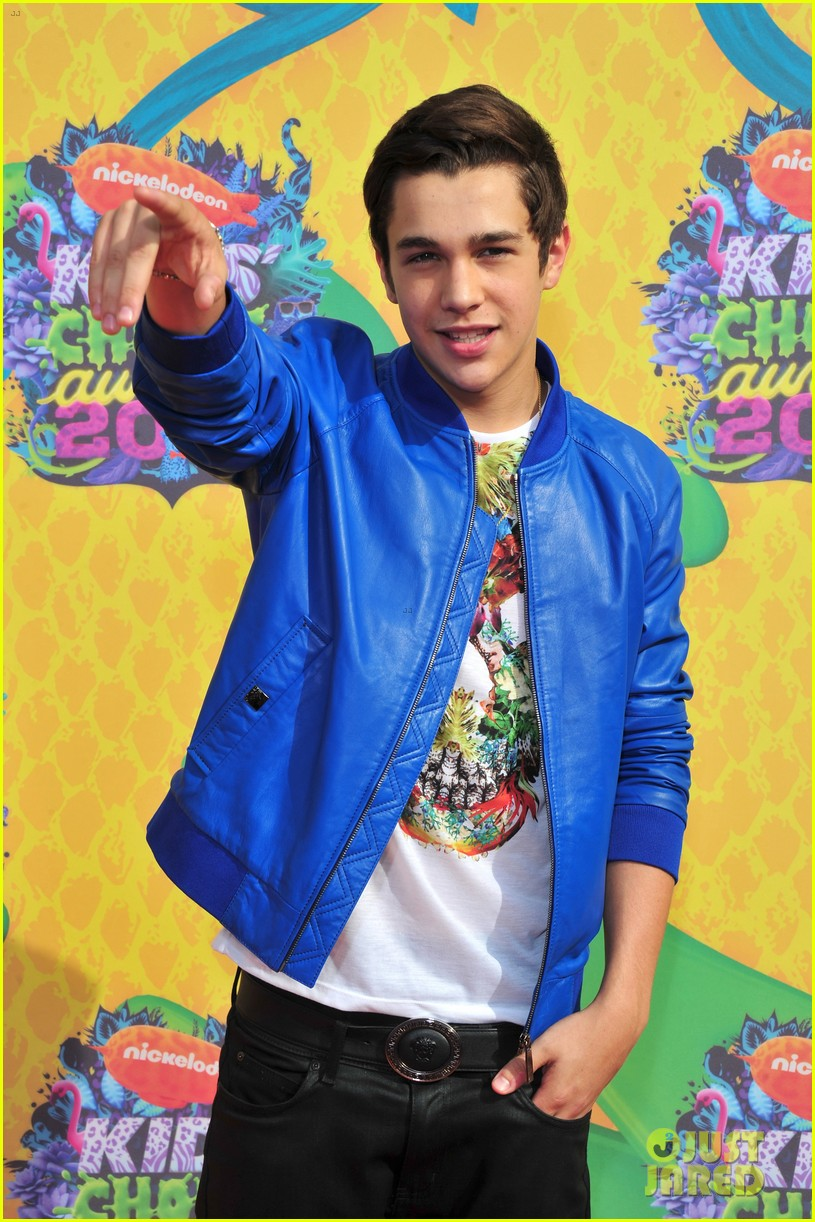 austin mahone cody simpson kids choice awards 2014 07