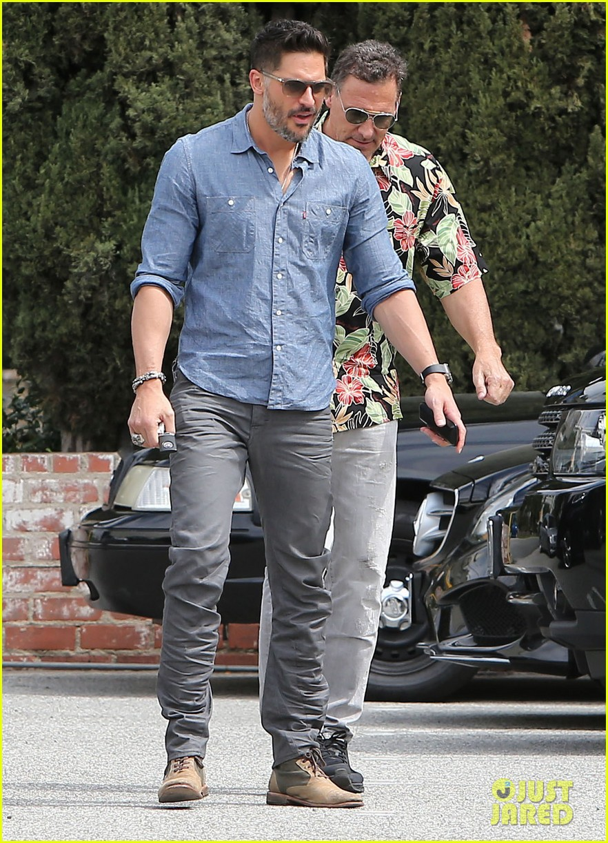 joe manganiello is going to answer all your questions on monday 053077010
