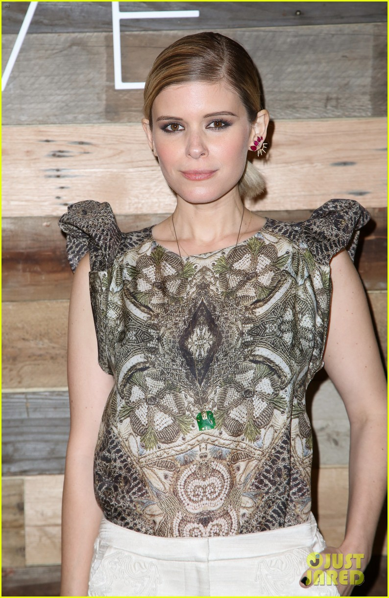 kate mara camilla belle hm conscious collection dinner 103075250
