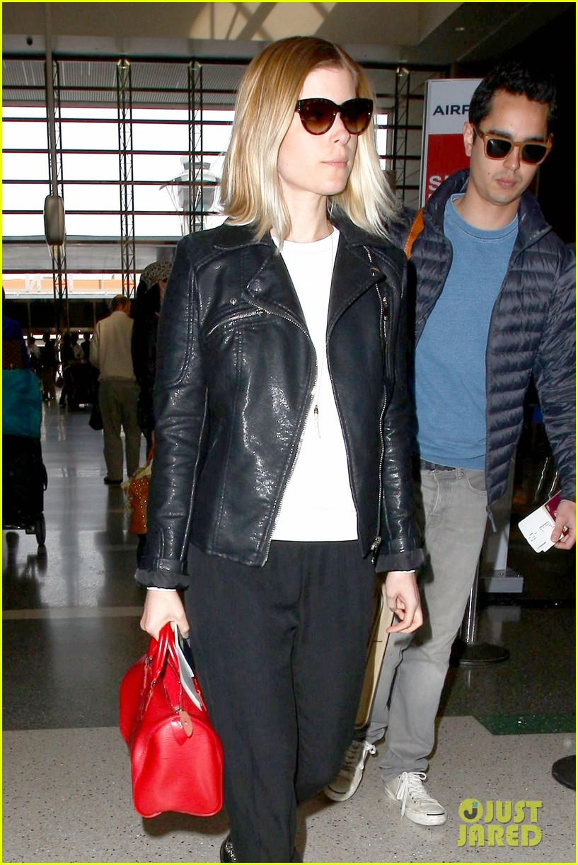kate mara max minghella jet out of los angeles 063066063
