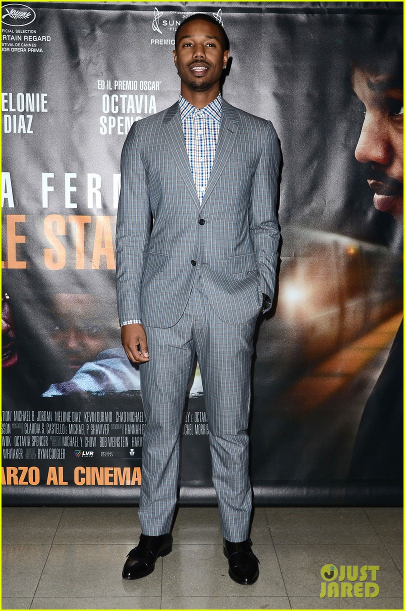michael b jordan when in rome 13