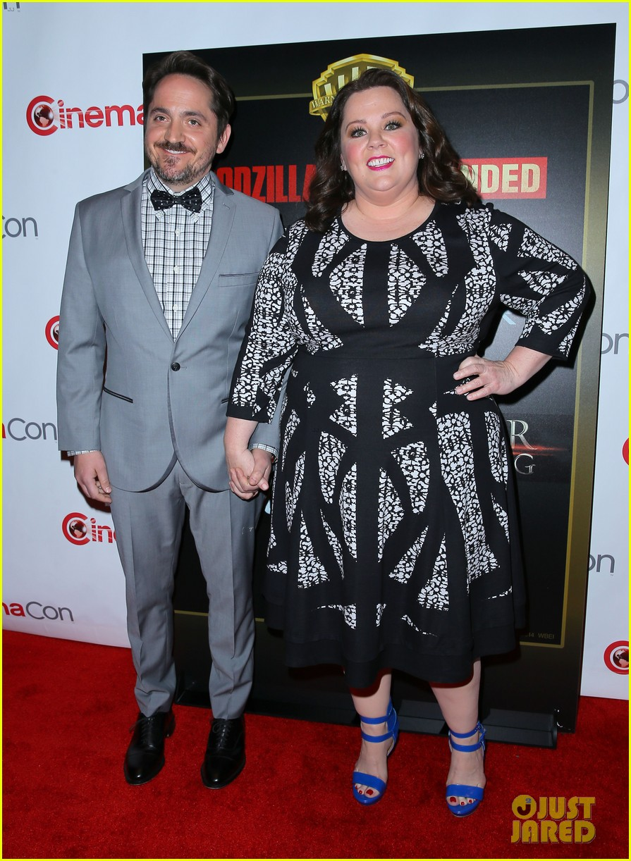 melissa mccarthy brings tammy to cinemacon 023079985