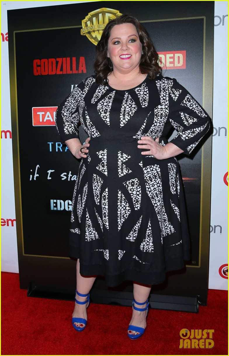 melissa mccarthy brings tammy to cinemacon 113079994