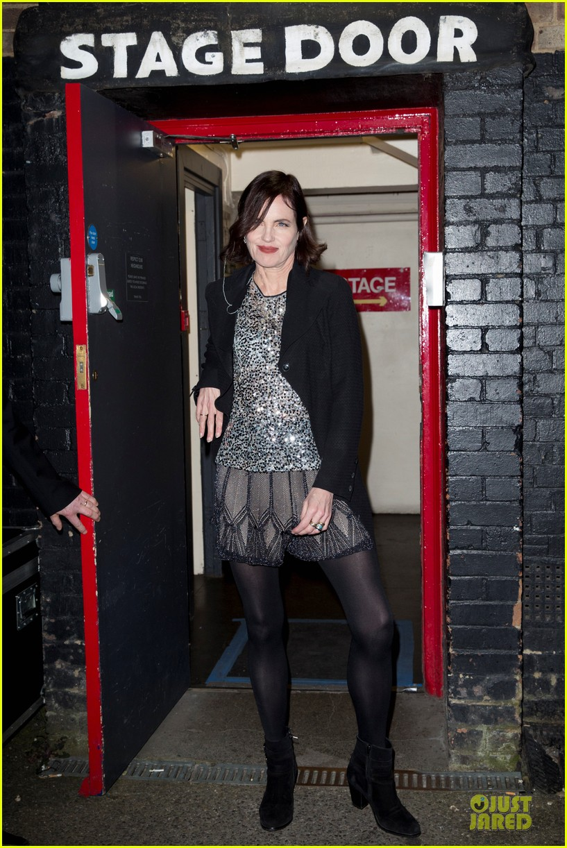 elizabeth mcgovern muiscal with sadie and the hotheads 013073370