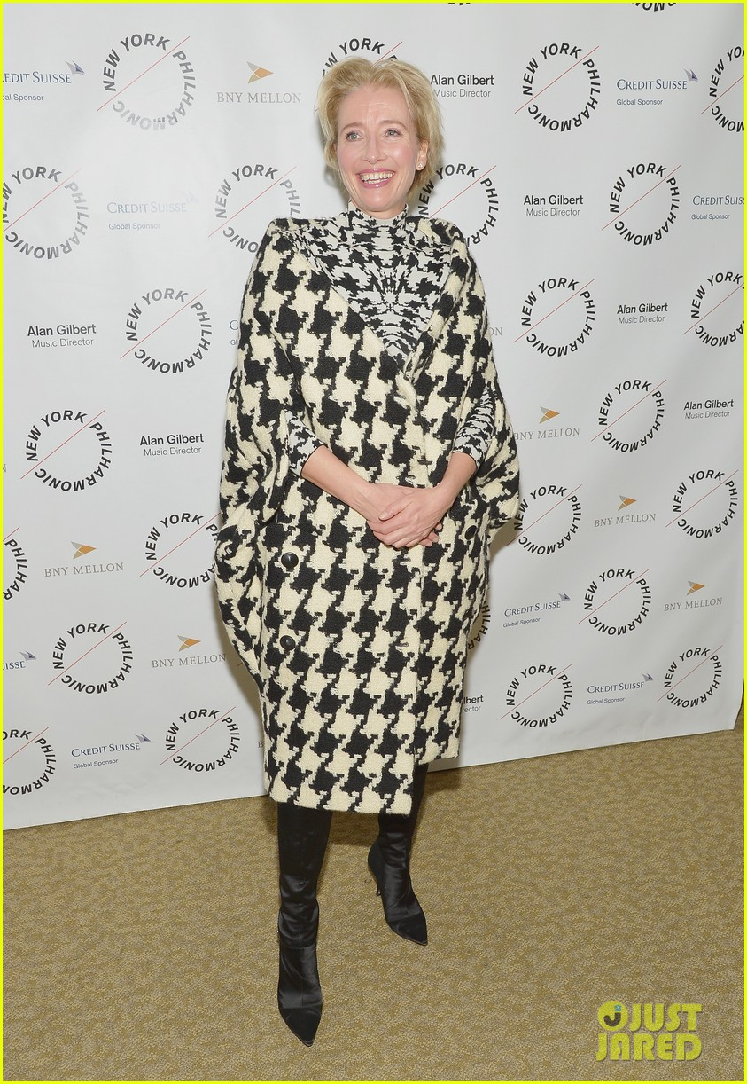 meryl streep supports emma thompson at sweeney todd philharmonic gala 063066969