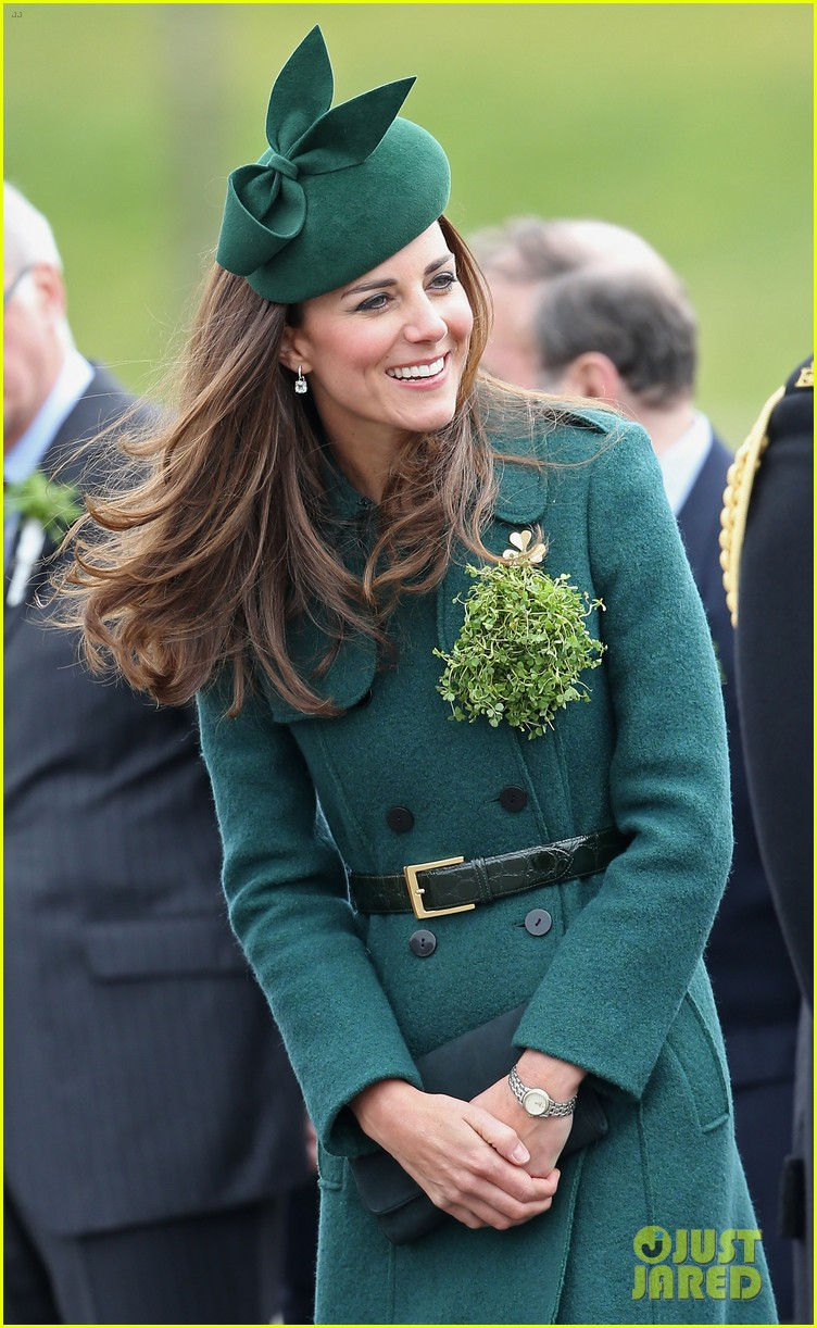 kate middleton prince william st patricks day parade 043073282