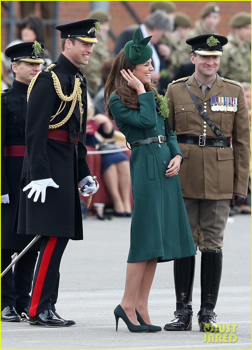 kate middleton prince william st patricks day parade 053073283
