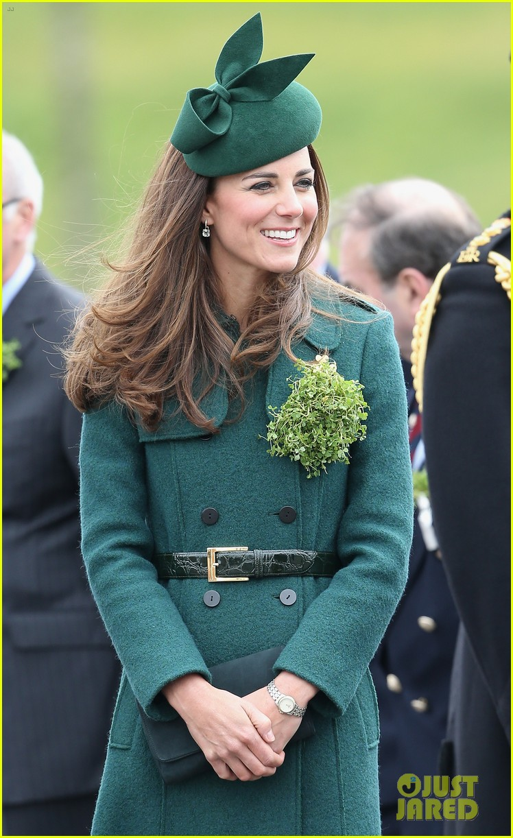 kate middleton prince william st patricks day parade 063073284