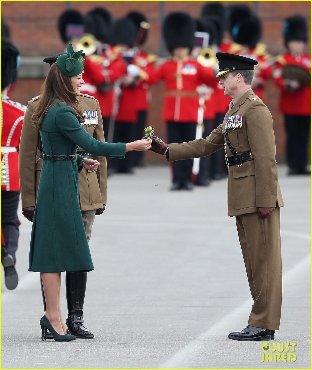 kate middleton prince william st patricks day parade 103073288