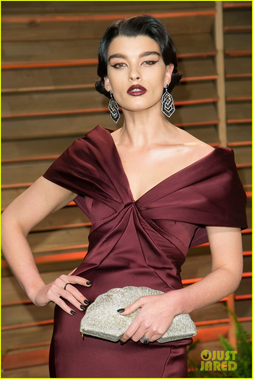 alyssa miller crystal renn vanity fair oscar party 2014 063064900
