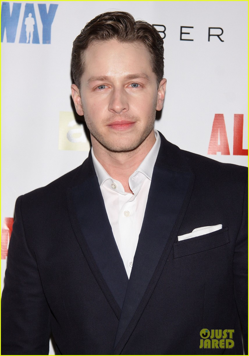 jennifer morrison josh dallas go all the way to broadway 023067516