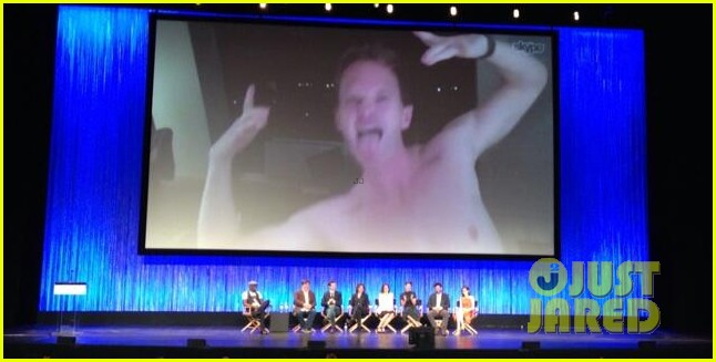 neil patrick harris skypes shirtless 06