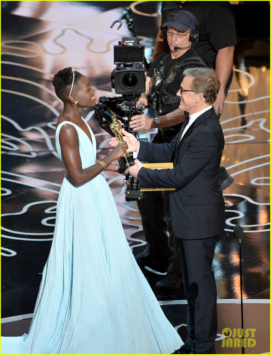 lupita nyongo oscars acceptance speech video watch now 033064125