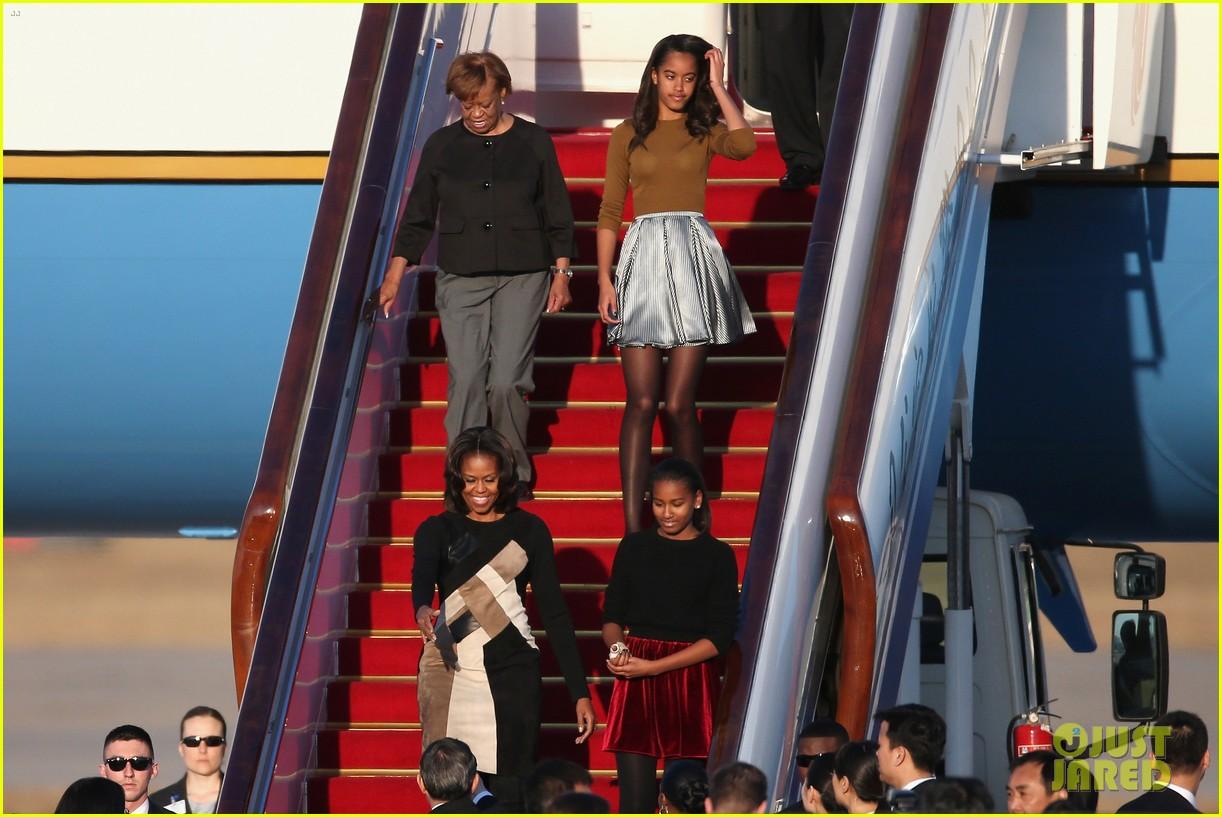michelle obama travels around china three days of photos 073076737