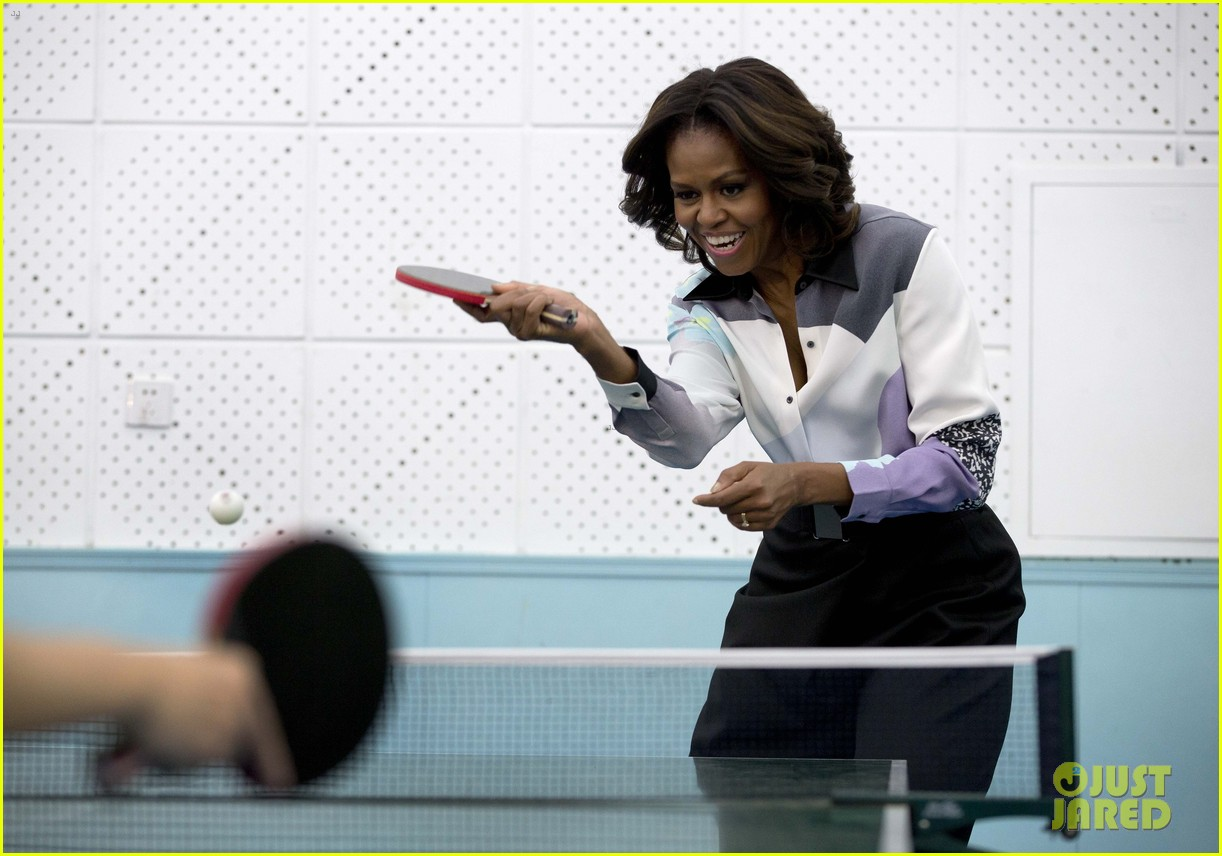 michelle obama travels around china three days of photos 113076741
